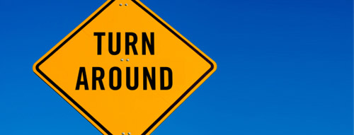 Phrasal verb: Turn (Around, on, off, up, down) | Eingleses