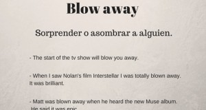 Phrasal Verb - Blow away